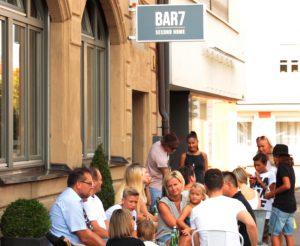 Video für die Bar7 in Schweinfurt
