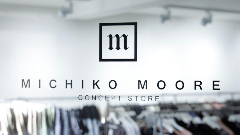 Bild zur Videoproduktion für den Michiko Moore Concept Store Schweinfurt