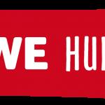 Logo des REWE Hubland für den wir Social Media Videocontent erstellt haben.