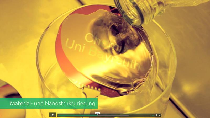 Imagefilm Agentur Braun Multimedia erstellt Imagevideos für die Universität Bayreuth