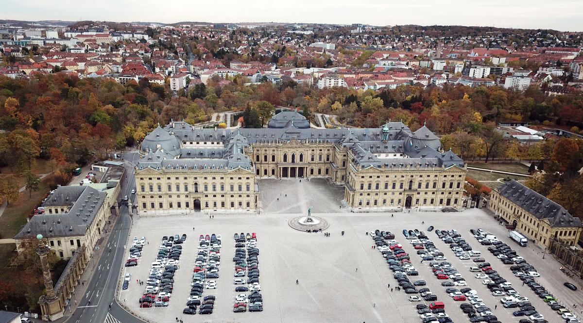 Professionelle Luftaufnahmen Drohne Braun Multimedia